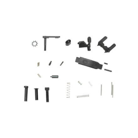 DSG AR Lower Receiver Parts Kit w/ Ambi Selector - No Trigger Parts