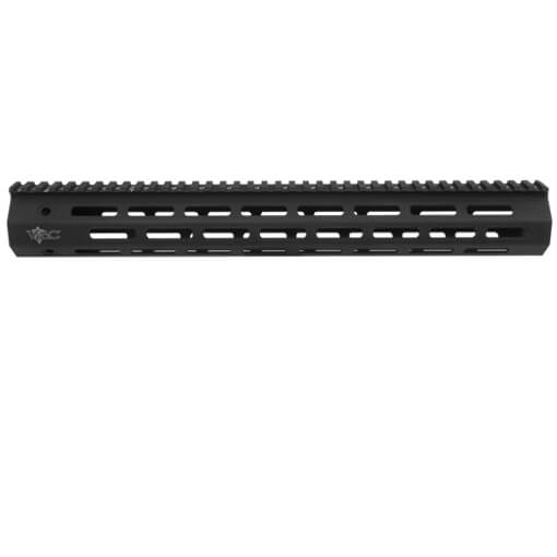 Viking Tactics Alpha Rail M-LOK 15inch Full Length - Black