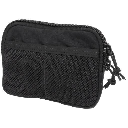 High Speed Gear Mesh Utility Pouch - Hook Back - Small - Black