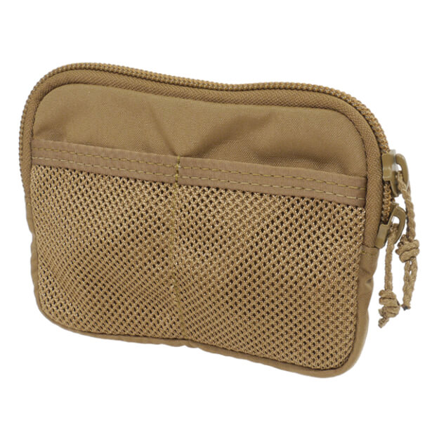 High Speed Gear Mesh Utility Pouch - Hook Back - Small - Coyote Brown