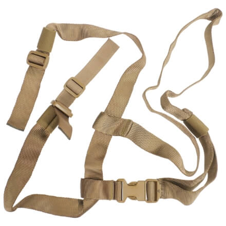 High Speed Gear Tactical Sling - Coyote Brown