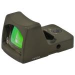 Trijicon RM01-C-700623 RMR Type 2 - 3.25 MOA Red Dot - Cerakote Olive Drab Green