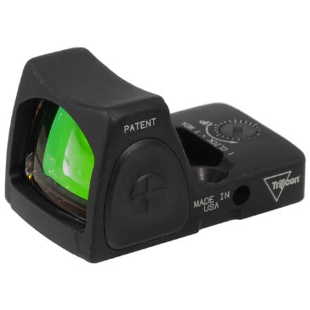 Trijicon RM07-C-700679 RMR Type 2 - Adjustable 6.5 MOA Red Dot