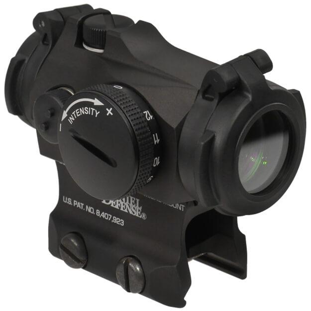 Aimpoint Micro H-2 2 MOA w/ Daniel Defense Micro Mount