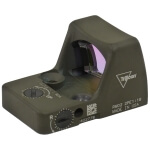 Trijicon RM02-C-700644 RMR Type 2 - 6.5 MOA Red Dot - Cerakote Olive Drab Green