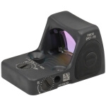 Trijicon RM06-C-700694 RMR Type 2 - Adjustable 3.25 MOA Red Dot - Cerakote Grey