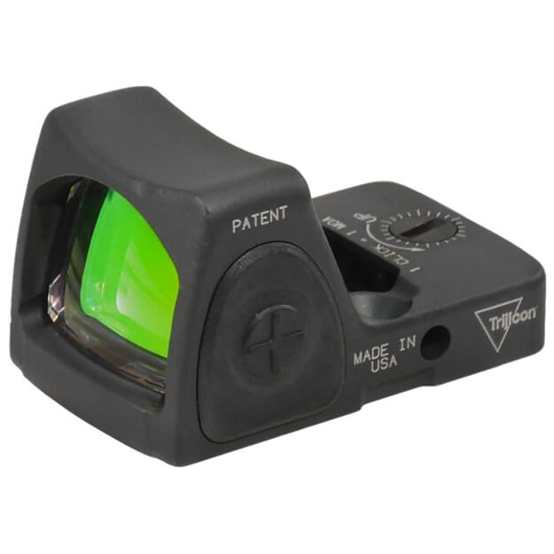 Trijicon RMR Type 2 - Adjustable 6.5 MOA Red Dot - Cerakote Grey
