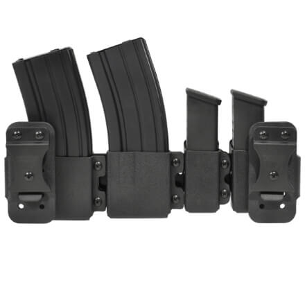 Ranger Rack w/ Magazine Carriers - Black