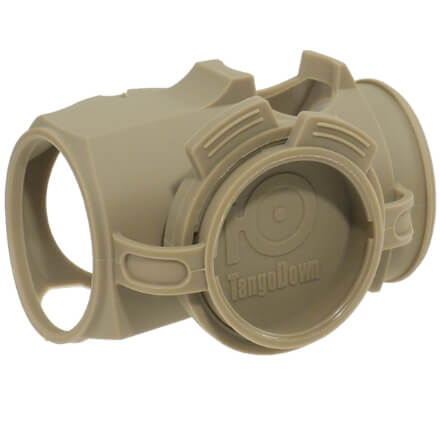 Tango Down iO Optic Cover for Aimpoint T-1 - Dark Earth