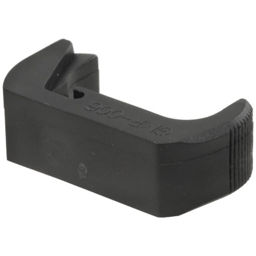 Vickers Tactical Extended Glock 43 Mag Release - Black