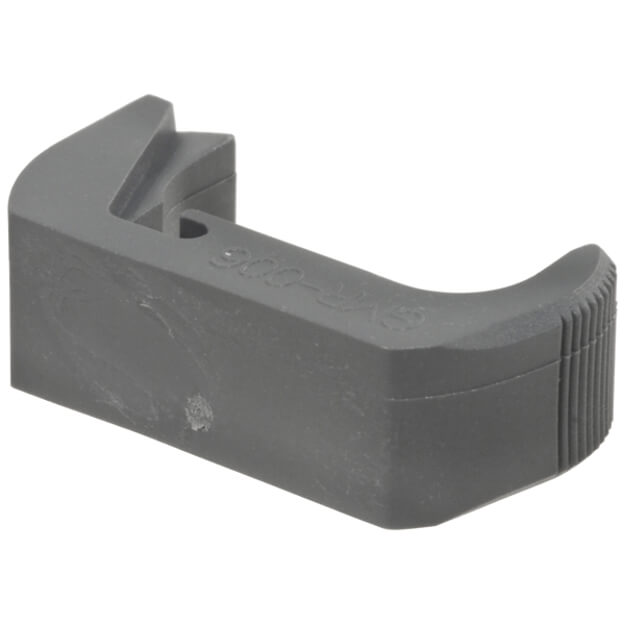 Vickers Tactical Extended Glock 43 Mag Release - Grey
