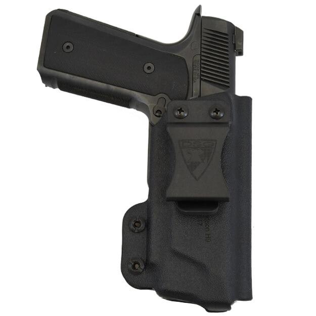 CDC Holster Hudson H9 Right Hand - Black