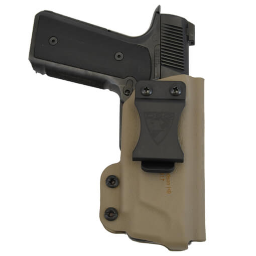 CDC Holster Hudson H9 Right Hand - E2 Tan