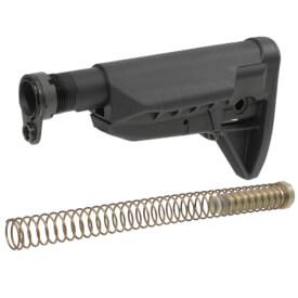 BCM Gunfighter Mod 0 SOPMOD Stock Kit - Widebody - Black