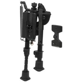 "Harris 6""-9"" Swiveling Leg Notch Bipod w/ Daniel Defense KeyMod Bipod Adapter"