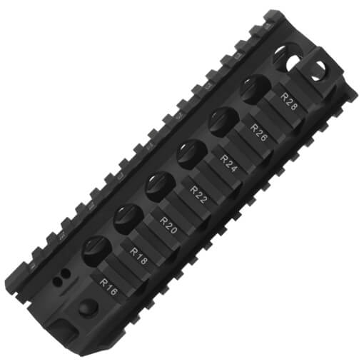"BCM Gunfighter 7"" 5.56MM Quad Rail - Black"