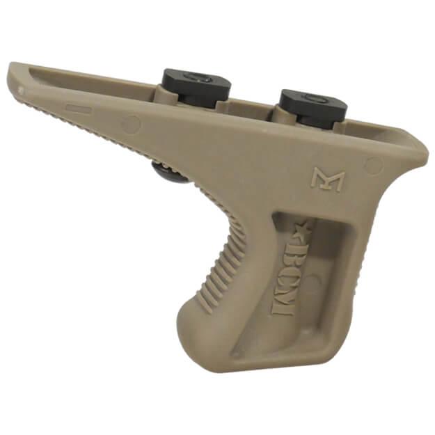 BCM Gunfighter Kinesthetic Angled Grip - M-LOK - Dark Earth