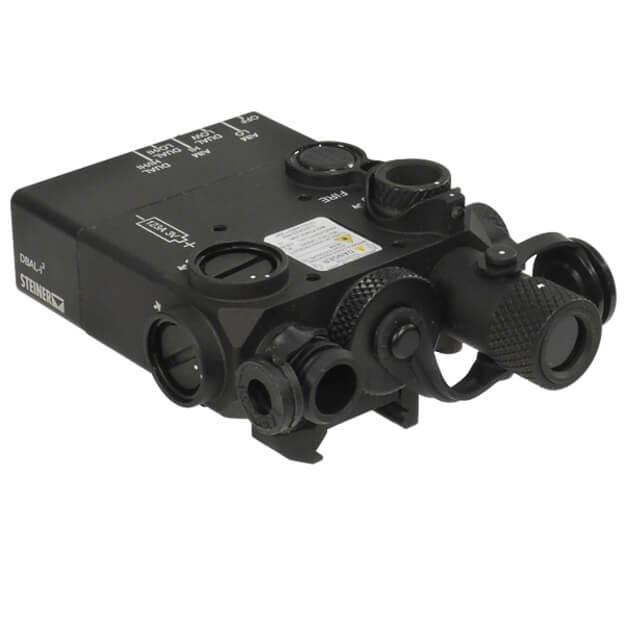 Steiner DBAL-I2 PEQ2 IR Laser Pointer w/ IR Illuminator