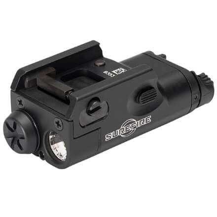 Surefire XC1-B Compact Pistol Light 300 Lumens - Black