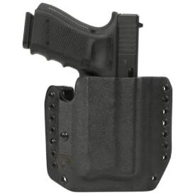 Alpha Holster Glock 19/23/32 w/ APLc Right Hand - Black