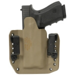 Alpha Holster Glock 19/23/32 w/ APLc Right Hand - E2 Tan