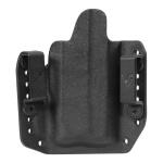 Alpha Holster Glock 19/23/32 w/ APLc Left Hand - Black