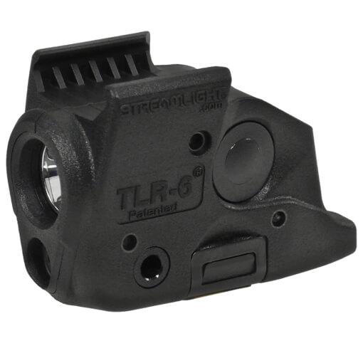 Streamlight TLR-6 Rail Springfield XD LED/ Red Laser Tactical Light - Black