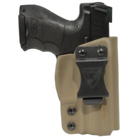 CDC Holster HK VP9SK Right Hand - E2 Tan