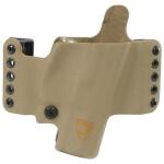 HR Holster HK VP9SK Right Hand - E2 Tan
