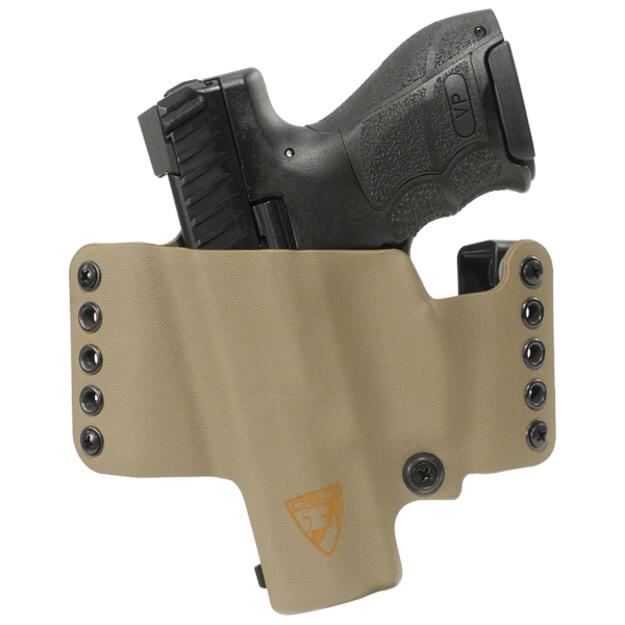 HR Holster HK VP9SK Left Hand - E2 Tan