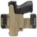 HR Vertical Holster HK VP9SK Right Hand - E2 Tan