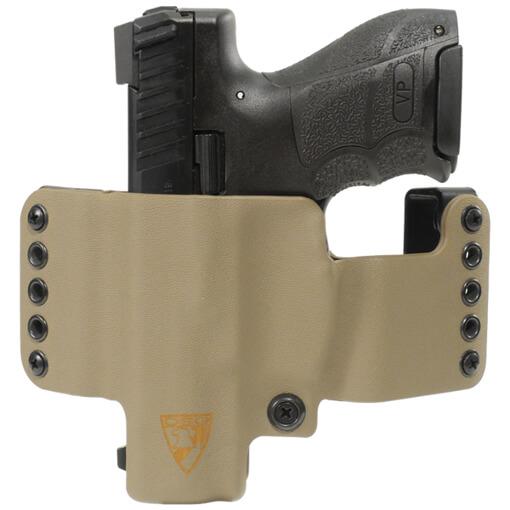 HR Vertical Holster HK VP9SK Left Hand - E2 Tan