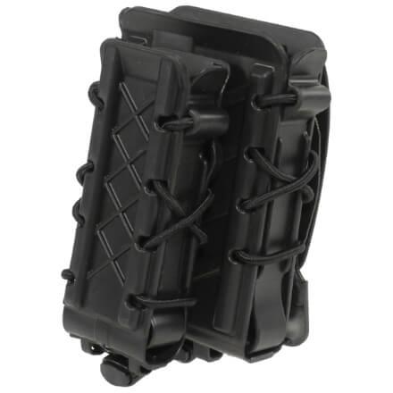 High Speed Gear Poly Double Decker Taco - Black
