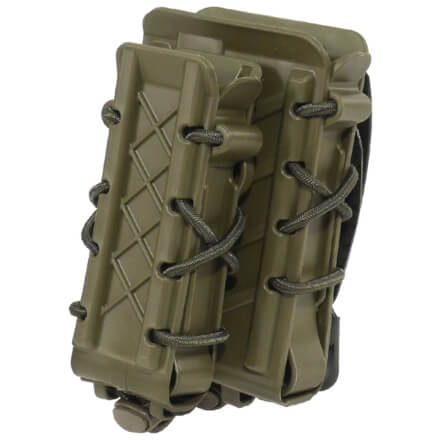 High Speed Gear Poly Double Decker Taco - Olive Drab Green
