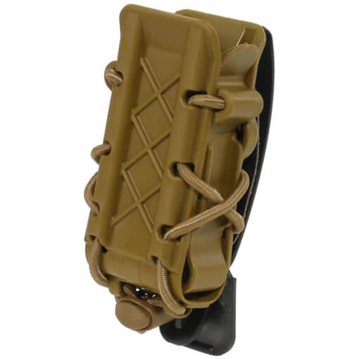 High Speed Gear Poly Mini Pistol Taco - Coyote Brown