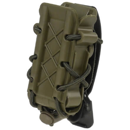 High Speed Gear Poly Mini Pistol Taco - Olive Drab Green
