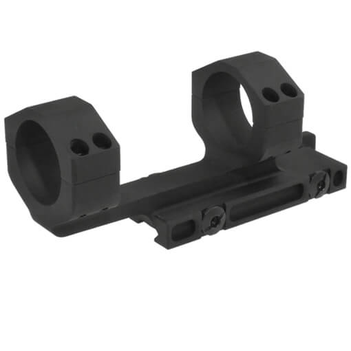 "Midwest Industries 34MM QD Scope Mount w/ 1.40"" Offset - Black"
