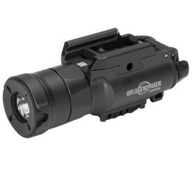 Surefire XH35 Ultra High Dual Output Weaponlight 300 / 1000 Lumens - Black