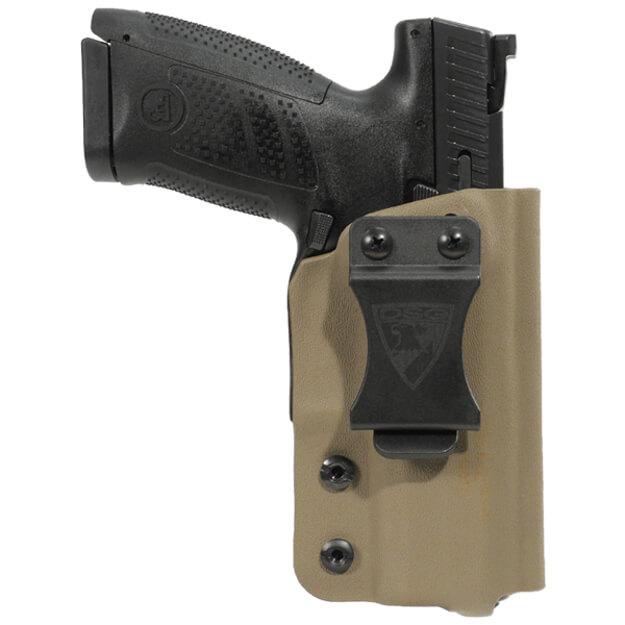 CDC Holster CZ P10C Right Hand - E2 Tan