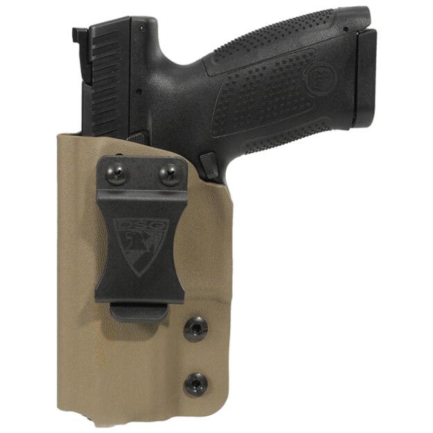 CDC Holster CZ P10C Left Hand - E2 Tan
