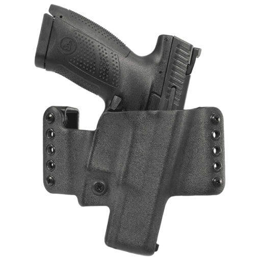 HR Holster CZ P10C Right Hand - Black