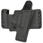 HR Holster CZ P10C Right Hand - Black