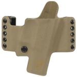 HR Holster CZ P10C Right Hand - E2 Tan