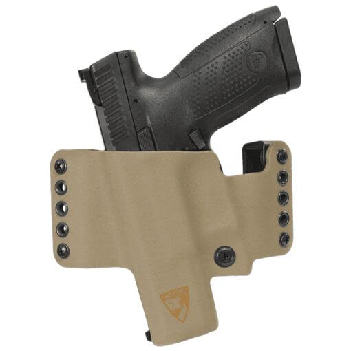 HR Holster CZ P10C Left Hand - E2 Tan