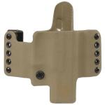 HR Vertical Holster CZ P10C Right Hand - E2 Tan
