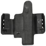 HR Vertical Holster CZ P10C Left Hand - Black