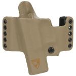 HR Holster CZ P01 Left Hand - E2 Tan