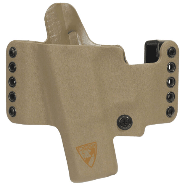 HR Holster CZ P09/P07 Left Hand - E2 Tan