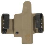 HR Vertical Holster CZ P09/P07 Left Hand - E2 Tan