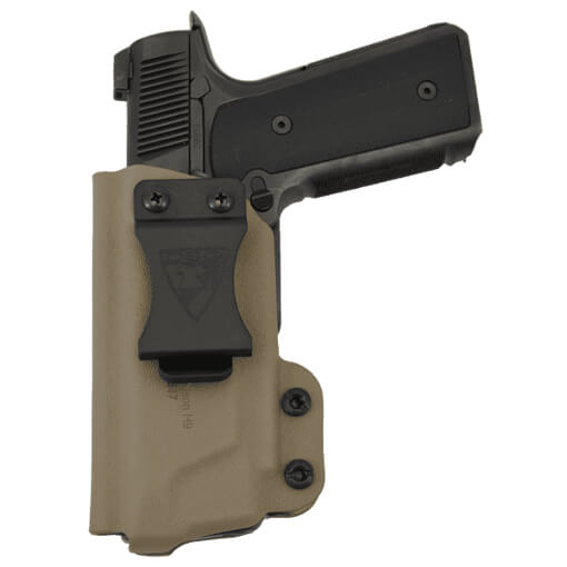 CDC Holster Hudson H9 Left Hand - E2 Tan